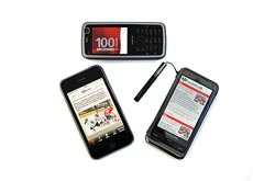 Autres offres mobiles RTS