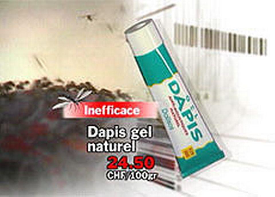 ABE teste les anti-moustiques