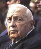 "Ariel Sharon ""stable"""