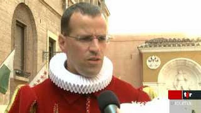 La Garde suisse pontificale n'exclut pas la présence de femmes au sein de la troupe
