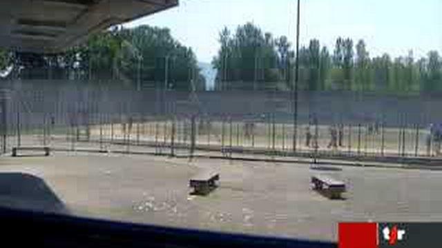 GE: ouverture d'une enquête pénale sur le décès de 2 prisonniers à Champ-Dollon