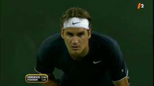 Tennis / Tournoi d'Indian Wells: Federer s'est qualifié pour les demi-finales