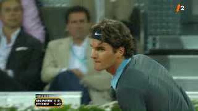 Tennis / Madrid: Roger Federer se qualifie, Patty Schnyder éliminée