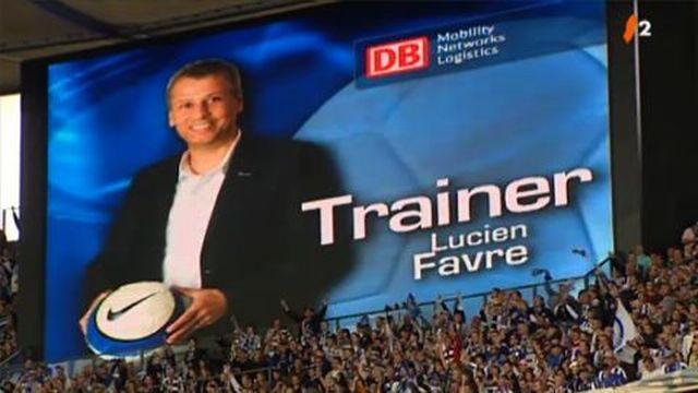 Football / Bundesliga: Lucien Favre entraîneur d'Hertha Berlin