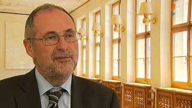 Football: interview de Peter Gilliéron, nouveau président de l'Association Suisse de Football