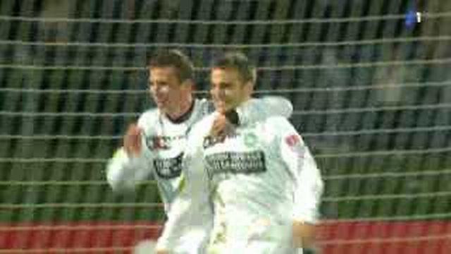 Football / Super League - 15e j: Bellinzone - St-Gall 0-5