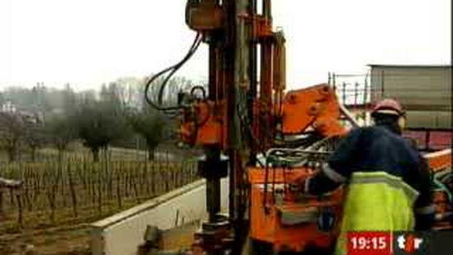 Environnement: le prix du pétrole pousse les Romands vers la géothermie