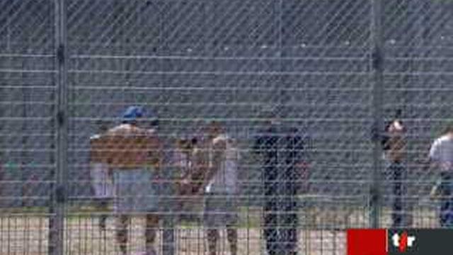GE: surchauffe à la prison de Champ-Dollon
