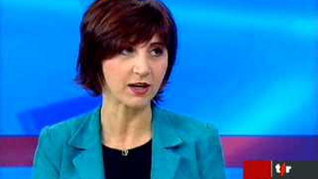 Habillement au bureau: réactions de Myriam Hoffmann, consultante en image - Couleurs locales - TV - Play RTS - Radio Télévision Suisse - 640