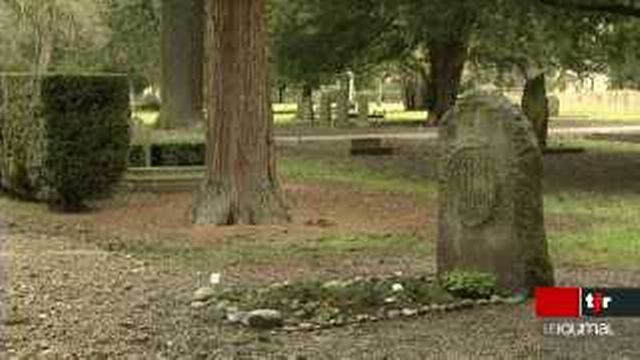 GE: la dépouille de Grisélidis Réal a été transférée au cimetière des Rois