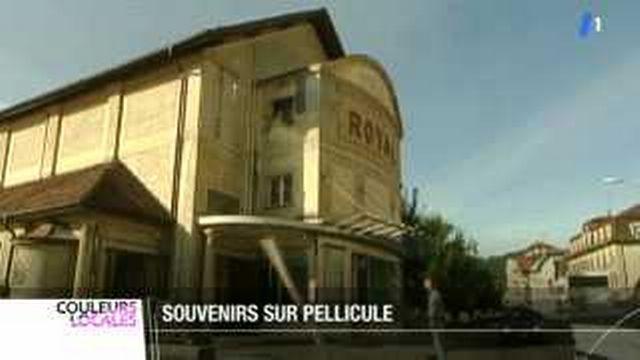 Visite d'un cinéma mythique de Suisse romande situé dans le Jura bernois: le Royal