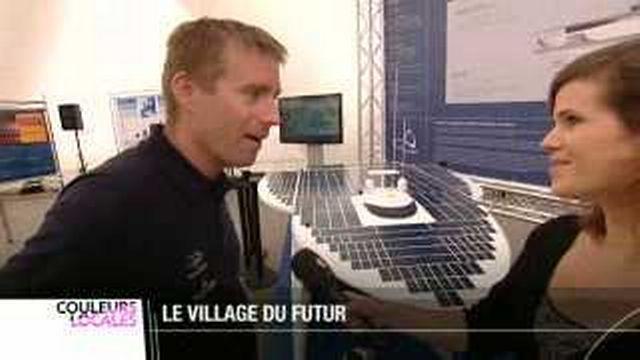 Yverdon (VD): présentation du plus grand bateau solaire du monde