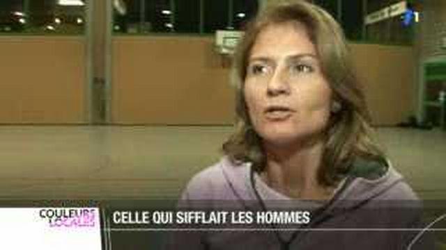 Qu'est devenue Nicole Petignat, ancienne arbitre internationale de football