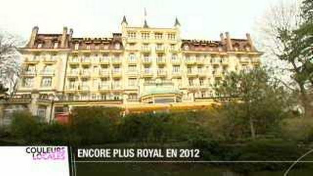 Lausanne: le luxueux hôtel Royal-Savoy se sépare de ses objets de prestige