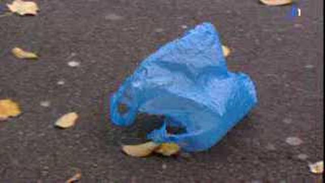 Coup de sac: sacs en plastique pas écolo