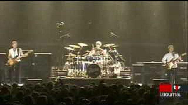 Musique: 30 000 spectateurs ont assisté au concert de The Police dimanche au stade de Genève
