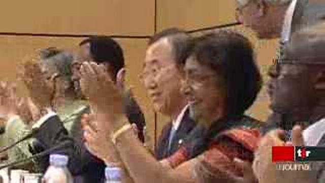 Conférence contre le racisme: Ban Ki-moon déplore le boycott de certains Etats