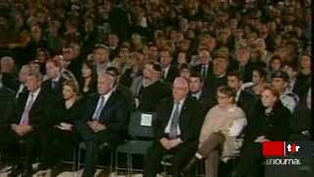 Les réactions sont vives en Israël après la rencontre entre Hans-Rudolf Merz et Mahmoud Ahmadinejad à Genève