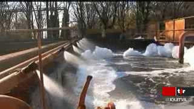 Environnement: des essais sont en cours dans le canton de Vaud pour tenter d'éliminer les micropolluants tels que les métaux lourds