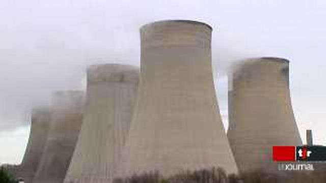 Bien qu'ambitieuse en matière de lutte contre le réchauffement climatique, la Grande-Bretagne doit faire face à une consommation de charbon en augmentation