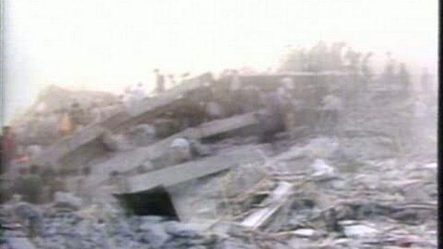 Rappel des tremblements de terre en Suisse (TJ 20.11.1991)