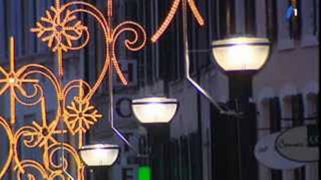 Billet vert: l'éclairage public
