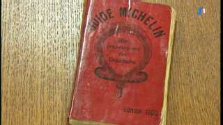 Les 100 ans du guide Michelin