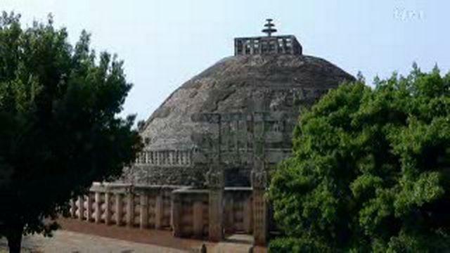 Les plus beaux sites du patrimoine mondial - Inde: monuments bouddhiques Sânchî