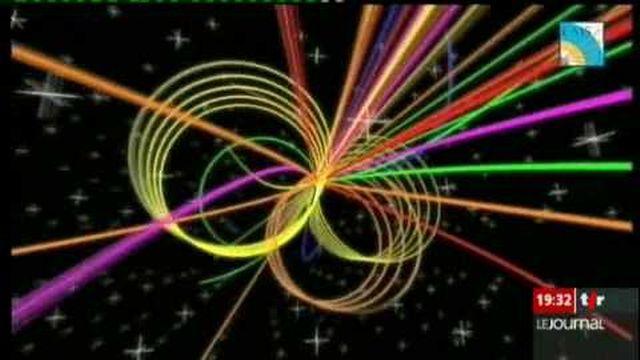 Expérience au CERN: la première collision de particules à haute énergie a été menée avec succès