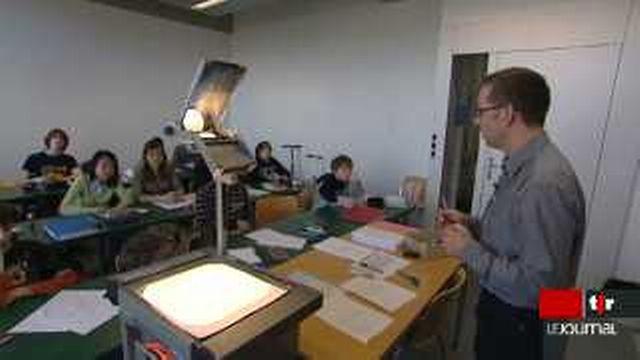 Education: les surdoués romands sont recrutés à l'EPFL afin d'y suivre des cours particuliers