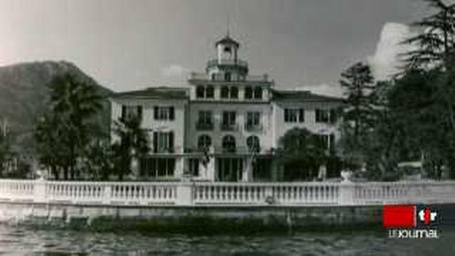Grand Format: la Villa Romantica, lieu très connu au Tessin, a été rachetée par la fille cadette du président kazakh, et ce dans le dos des autorités