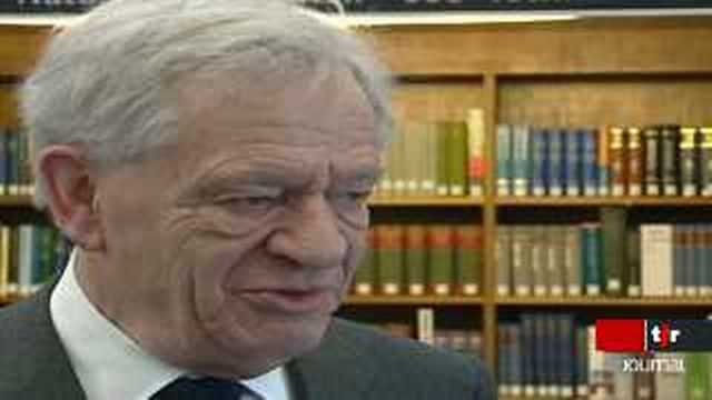 Décès: Jean-François Bergier, auteur du fameux rapport sur l'attitude de la Suisse en 39-45, s'est éteint à l'âge de 78 ans