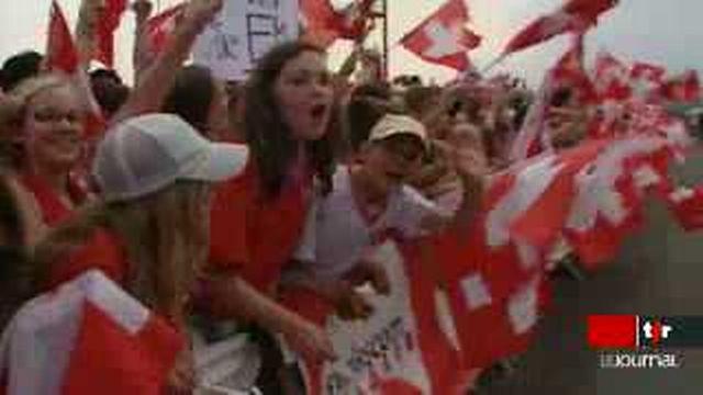 Football: la Nati s'est qualifiée pour la Coupe du Monde 2010 grâce à un nul face à Israël. Retour sur les précédentes qualifications de l'équipe