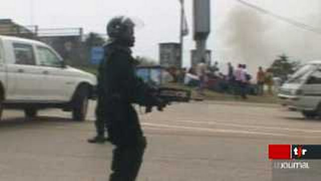 Gabon: la tension est vive suite à l'élection d'Ali Bongo