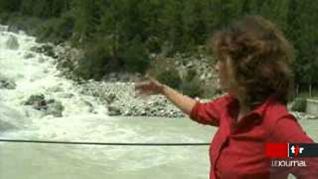 Des projets de microcentrales hydrauliques fleurissent un peu partout en Suisse; le WWF se dit préoccupé