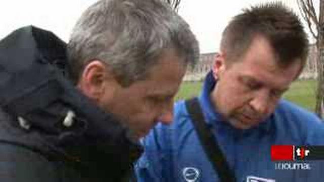 Football: l'entraîneur Lucien favre accumule les succès au Hertha Berlin