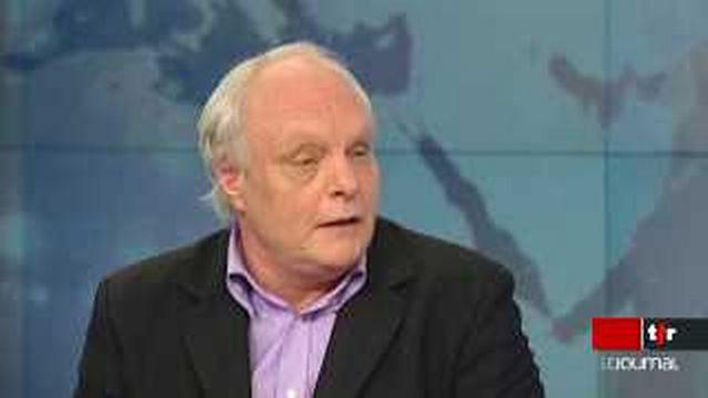 Impôts frontaliers: entretien avec David Hiller, chef département des finances, GE