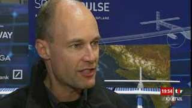 Solar Impulse: le projet d'avion solaire de Bertrand Piccard sera soutenu par l'Union Européenne