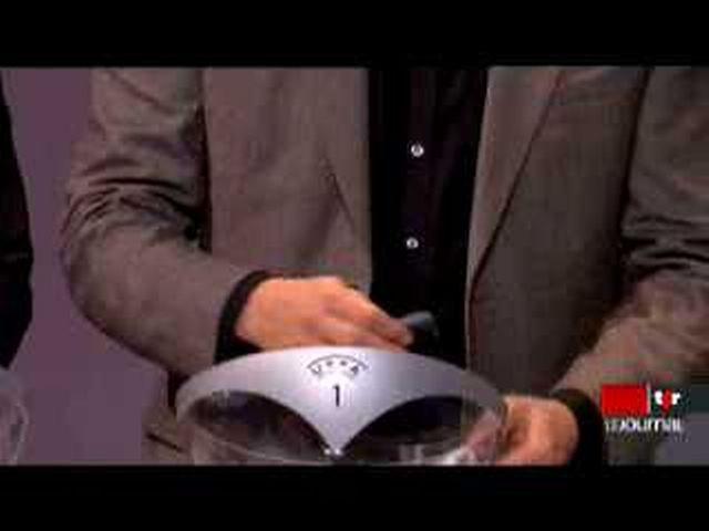 Tirage au sort de l'Euro 2008: présentation des différents groupes