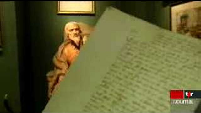 Genève: le Musée de la Réforme acquiert une lettre de Calvin
