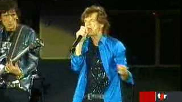 Concert: le public de la Pontaise conquis par des Rolling Stones espiègles