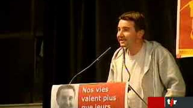 France / présidentielles: l'extrême gauche met en danger Ségolène Royal