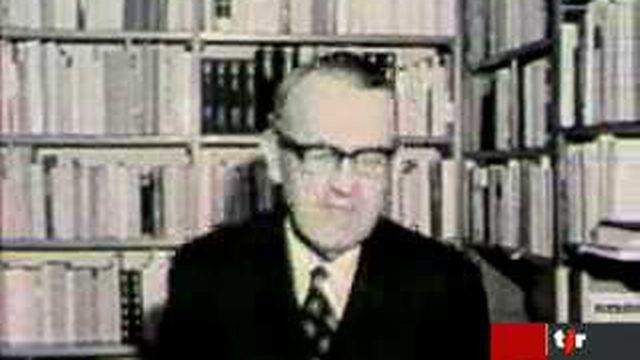 Histoire: la politique suisse de l'après-guerre se dévoile