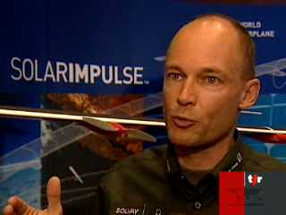 Solar Impulse convolera avec la Deutsche Bank