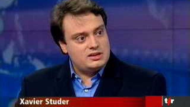 Bluewin TV dans le bain de la télévision numérique: analyse de Xavier Studer, journaliste de tsr.ch