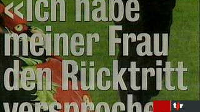 Football: Köbi Kuhn lâchera les rênes de la Nati après l'Euro 2008