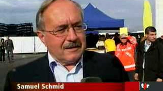 Samuel Schmid prêt à vibrer pour les Stones