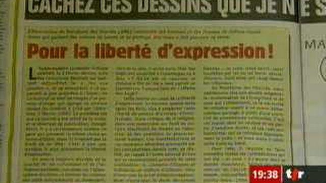 Islam/caricatures: Charlie Hebdo fait de la résistance