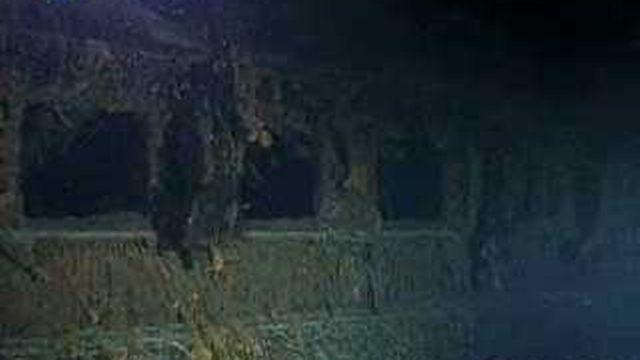 Le célèbre Titanic se porte mal