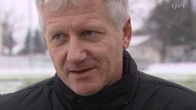 Football: Claude Ryf entraîne depuis peu les M18 suisses, déjà champions du monde M17